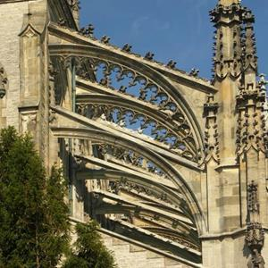 FLYING BUTTRESS